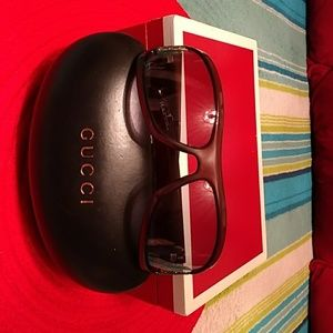 Authentic Gucci sunglasses. Made in Italy